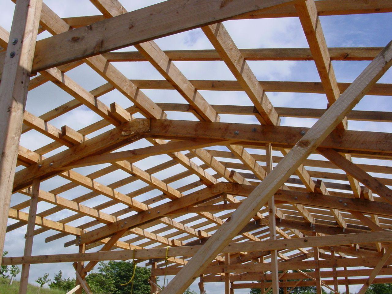 Roofing frames